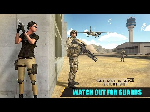 Secret Agent Stealth Mission (by Brilliant Gamez) Android Gameplay [HD]