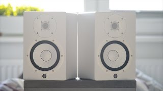 Yamaha HS7 Review / Test - Great Studio Monitors