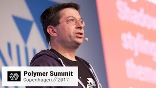 Evolving the Next Generation of Polymer Elements (Polymer Summit 2017)