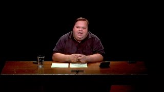 "Mike Daisey's ""The Trump Card"""