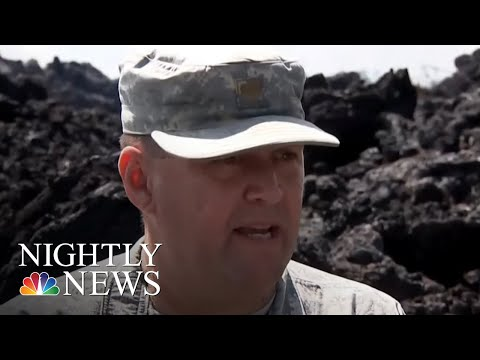 Threat Level Rises As Hawaii Volcano Eruption Is 'Imminent' | NBC Nightly News