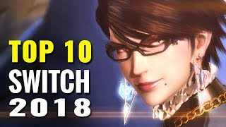 Top 10 Switch Games of 2018 So Far