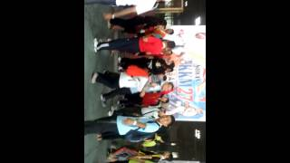 Sukan futsal KKM Sabah 2012