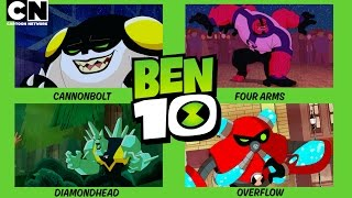 Ben 10 | Alien Transformation VOTING GAME! | Cartoon Network