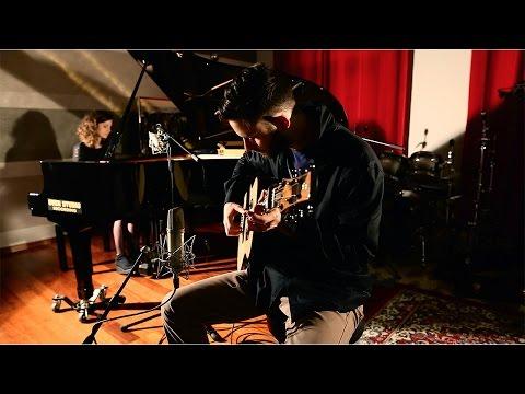The Landout Duo - Sunrise Mountain - percussive acoustic Guitar and Piano duet Studio Live Session