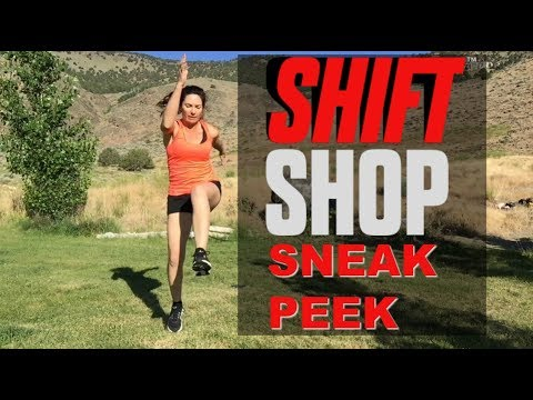 Shift Shop Speed :25 Workout Review