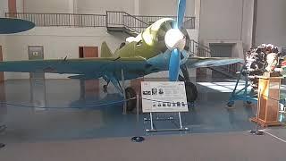 Музей ВВС РФ . Монино