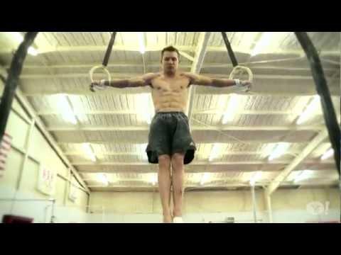 Jonathan Horton On Weight Training And Gymnastics Youtube