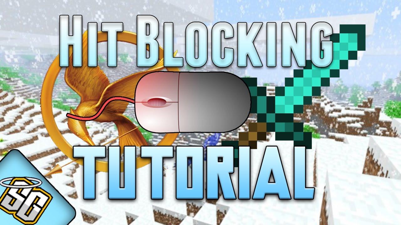 Minecraft Creative Tips Tricks: Block Hitting Tutorial