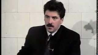 Павел Грудинин в программе Полный контакт 1999г.