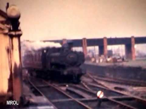 Steam in the Vale of Evesham 1963