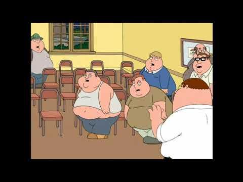 Family Guy - Fette menschen😅 (German/Deutsch)