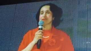 Марина Керимова - д.м.н., профессор Института им. Сеченова, Институт Питания РАМН
