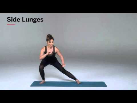 How to Do Side Lunges for Lean Legs | Health