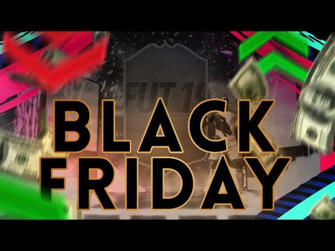 Advies Voor BLACK FRIDAY/Cyber monday! || FIFA 19 Nederlands