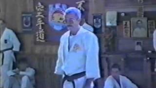Сёриндзи Кэмпо - cеминар Митешкина в Кировограде (1995)