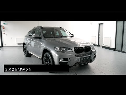 2012 Bmw X6 Youtube