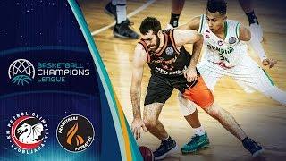 Petrol Olimpija v Promitheas Patras - Highlights - Basketball Champions League 2018-19