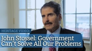 John Stossel on Government, Free Enterprise, and Media