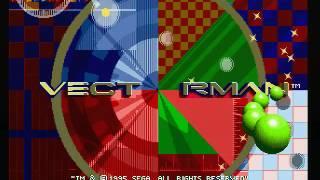Sega Smash Pack Volume 1: Vectorman (intro) - Sega Dreamcast - VGDB