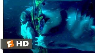 Обложка Deep Blue Sea 1999 Breaking Into The Lab Scene 4 10 Movieclips