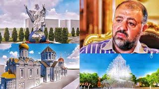 Անչափ Հուզիչ,  Դոն Պիպոի նոր անգին Նվերը Հայաստանին
