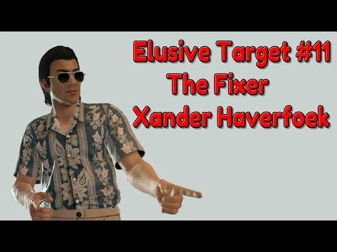 """""""Hitman"""" Walkthrough (Silent Assassin), Elusive Target #11 - The Fixer (Xander Haverfoek)"""