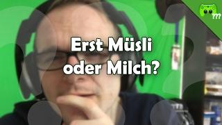 ERST MÜSLI ODER MILCH?  Frag PietSmiet #791