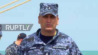Ukraine: Navy joins 'Sea Breeze' drills with US, Romania, Turkey in Odessa