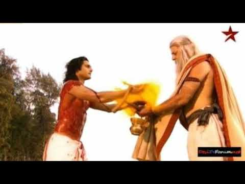 Karna donates his kavach kundal