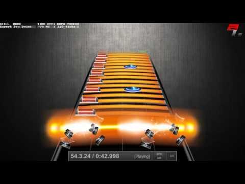 [HD] RBN2 - Death Panorama (PRO X+) Custom Drums v1
