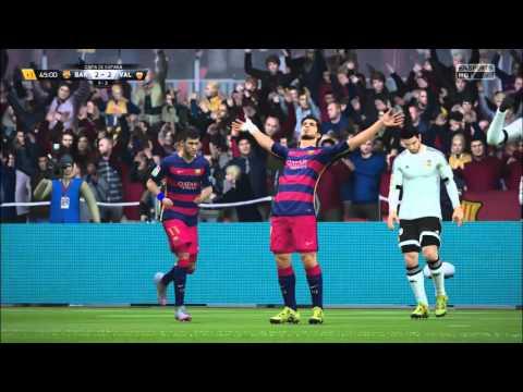 """Fifa 16 Romania   Cariera cu Barcelona Ep 18 """"Cupa Regelui"""""""