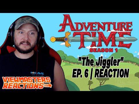 ADVENTURE TIME SEASON 1 EPISODE 6 THE JIGGLER