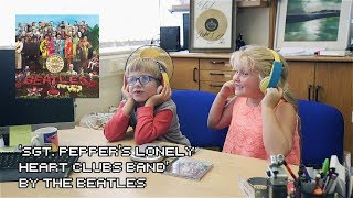 Kids react to the Greatest Albums EVER