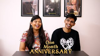 Discussing Our Life After Wedding | With Love - Subha & Vignesh