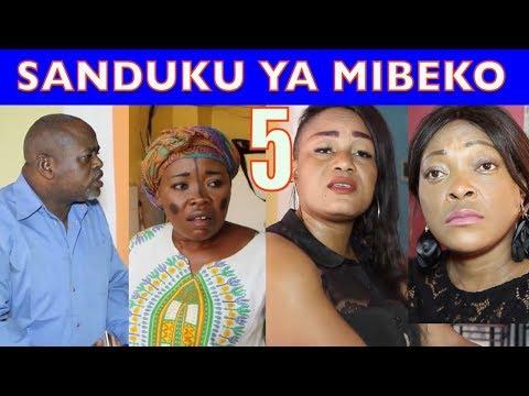 SANDUKU YA MIBEKO EP 5 Fin Avec Kalunga,Sylla,Dina,Modero,Alain,Sundiata,Moseka