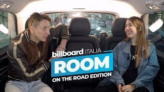 Federica Abbate - Billboard Room On The Road Edition