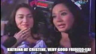 Showbiz Central: Katrina, Cristine, Marian [1.3]