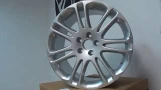 Литые диски Replay R18 на Opel(Выполненный заказ Литые диски Replay R18 на Opel Цена - 5700 руб. Интернет-магазин