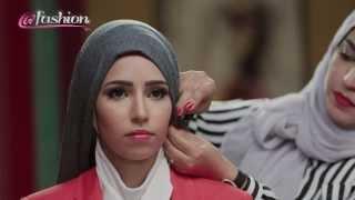 Easy & Elegant Hijab Style Tutorial