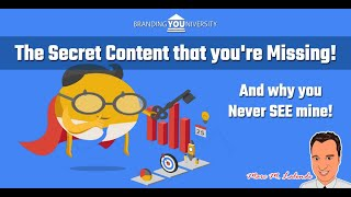 👨‍🏫 The Secret Content that you're Missing 🔑️