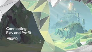 Rovio: Connecting play and profit