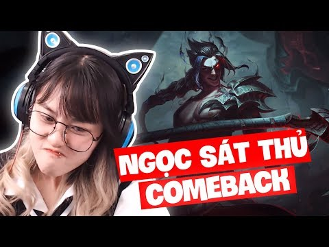 Misthy trở lại Kayn 10-0 || STREAMING HIGHLIGHT