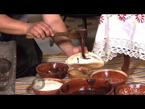 Reportajes de Alvarado - Chocolate de Metate