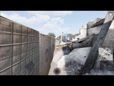 ArmA 3 - 2nd Marine Raider Battalion - (PvP) Battle 4 FnF 3-24-17