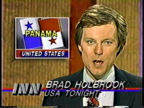 INN - USA Tonight  Newscast  WPIX 02/26/1988