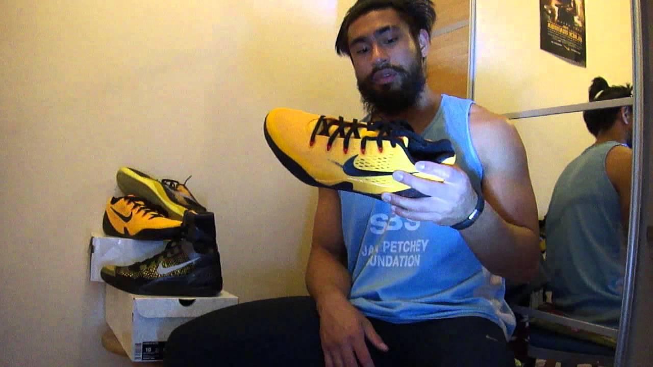Nike Kobe IX EM Low