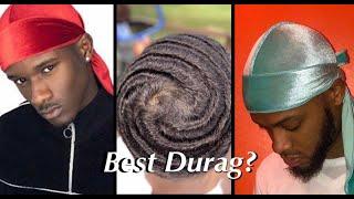 🥶Velvet Durag vs Silk Durag Edition | Which Is The Best Durag?
