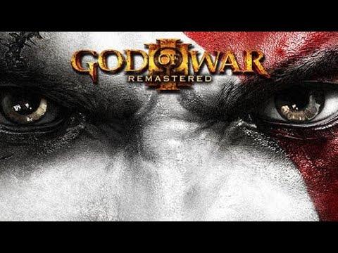 God of War 3 Remastered PS4 RollThrough Part 2 - Going To Hades (Handicap Gamer}