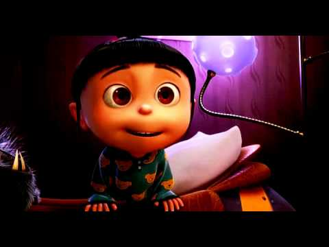 Agnes - Unicorn song [Despicable me]